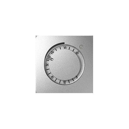 Abdeckung für Thermostat  graphit matt Kontakt Simon 82 82505-38