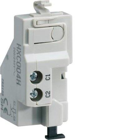 Arbeitsstromauslöser für Baugröße h1600 380- 450V AC Hager HXF004H