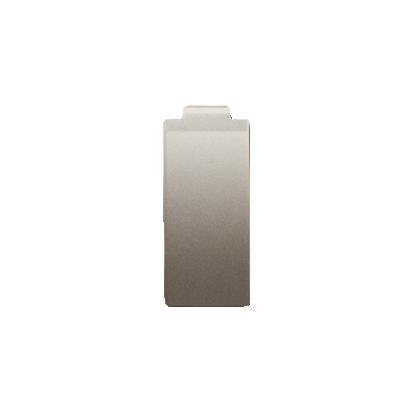Blindverschluss für Lautsprecher- Steckdosen Gold Kontakt Simon 54 Premium DGL3.01/.. , GL3Z/44