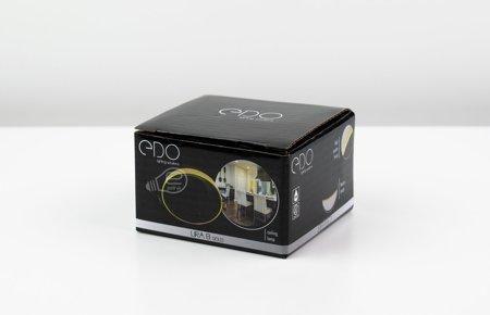 Deckeneinbauleuchte Deckenspot Einbaustrahler LIRA B Gold IP20 rund Gold/ Schwarz EDO777325 EDO