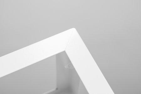 Deckenleuchte PendelleuchteFERRUM White SQ E27 weiß matt EDO777177 EDO