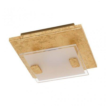 Deckenleuchte VICARO 1 gold LED 2,5W 180lm 3000K 97757 EGLO