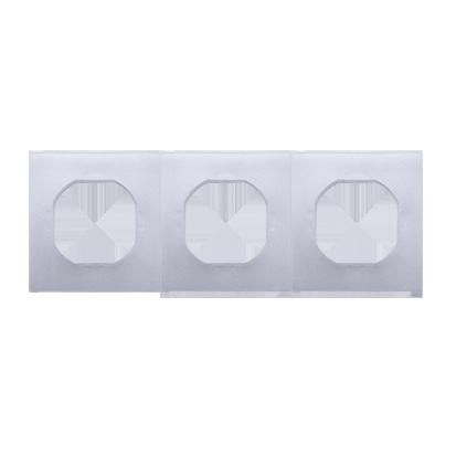 Dichtung IP44 für Rahmen 3fach NATURE Simon 54 Premium Kontakt Simon DUN3