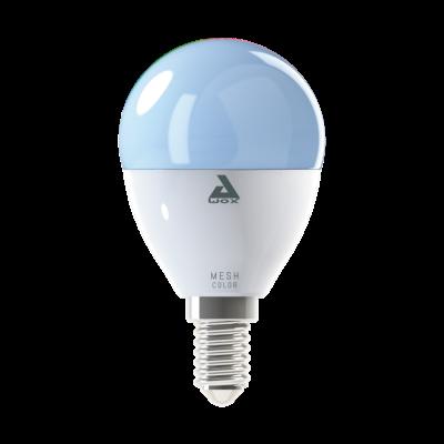 EGLO Leuchtmittel 5W 400lm LED E27 A60 9W RGBW 11586