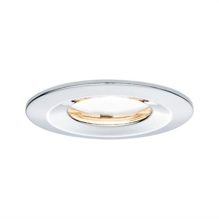 Einbauleuchte dimmbar LED Premium EBL Coin Slim 1x6,8W 2700K Chrom