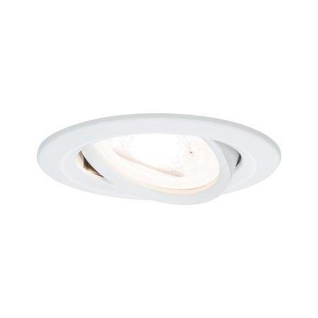 Einbauleuchte dimmbar schwenkbar LED Set Premium EBL Nova 3x7W GU10 weiß