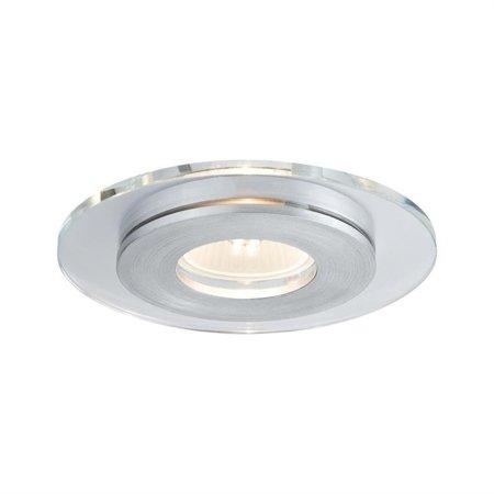 Einbauleuchte, rund LED Shell LED GU10 3x3,5W Aluminium