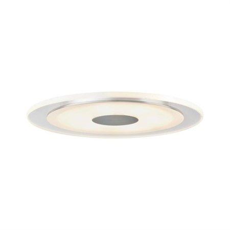 Einbauleuchte, rund LED Whirl 6W 3000K 450lm Aluminium