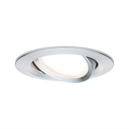 Einbauleuchte schwenkbar LED Premium EBL Coin Slim 6,8W 2700K 415lm Aluminium