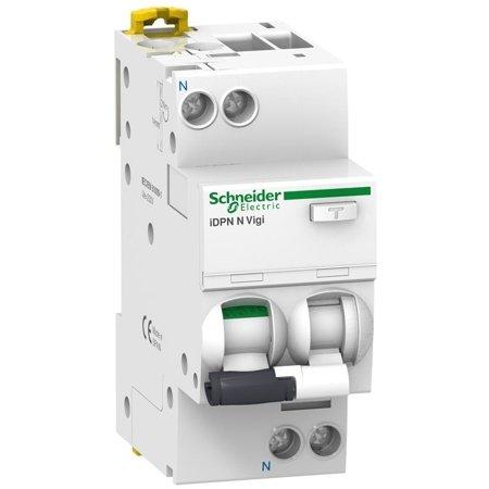 Fehlerstrom-Schutzschalter iDPNNVigi-C25-30-A C 25A 1N-polig 30 mA Typ A