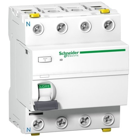 Fehlerstrom Schutzschalter iID-100-4-100-A 100A 4-polig 100mA Typ A
