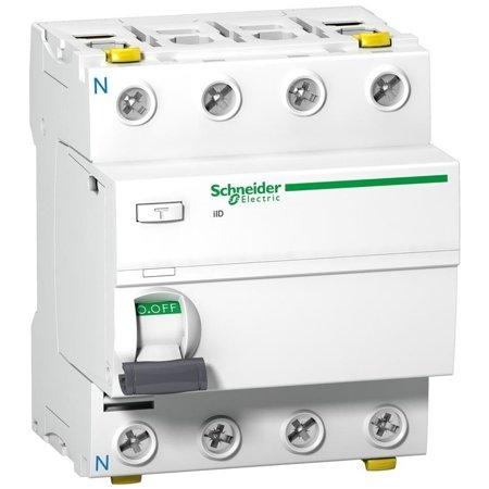 Fehlerstrom Schutzschalter iID-40-4-300-AC 40A 4-polig 300mA Typ AC