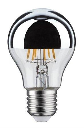 Glühbirne LED AGL Silber E27 7,5W 2700K 550lm