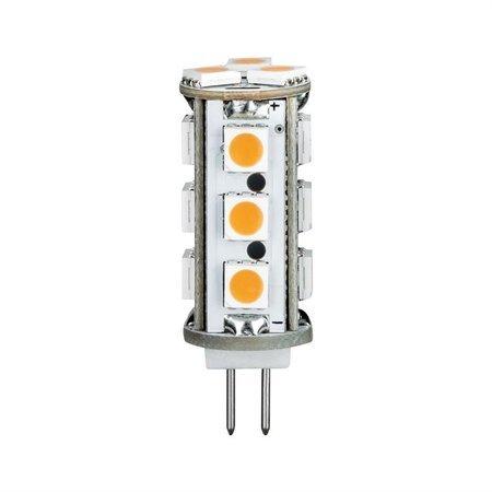 Glühbirne LED G4 2,5W 2700K 170lm 12V