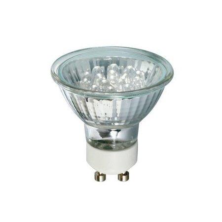 Glühbirne LED GU10 1W 3000K 35lm 230V