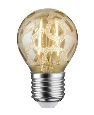 Glühbirne LED Kugel E27 2,5W Gold 2500K 200lm