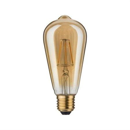Glühbirne LED ST64 E27 4W 1700K 250lm Rustika