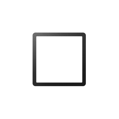 Innenrahmen 1fach graphit matt Kontakt Simon 82 82088-38