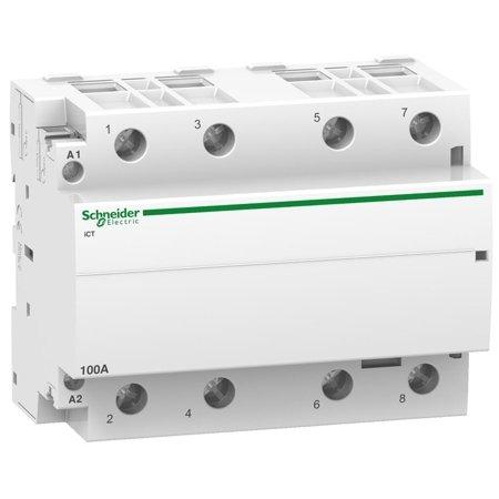 Installationsschütz  iCT50-10-40-230 100A 4NO 50Hz 220/240 VAC