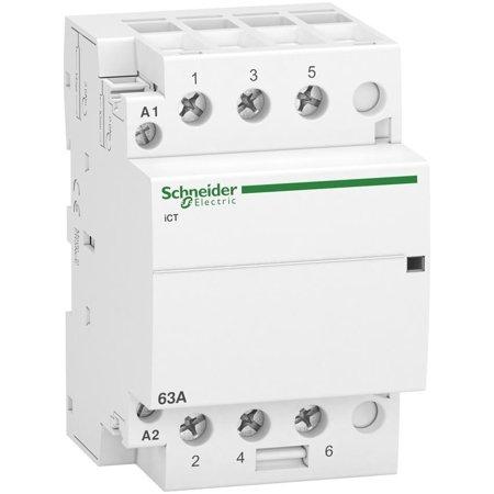 Installationsschütz iCT50-63-30-230 63A 3NO 50Hz 220/240 VAC