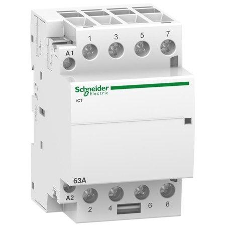 Installationsschütz iCT50-63-40-24 63A 4NO 50Hz 24 VAC
