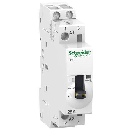 Installationsschütz iCT50r25-20-220 25A 2NO 50/60Hz 220 VAC