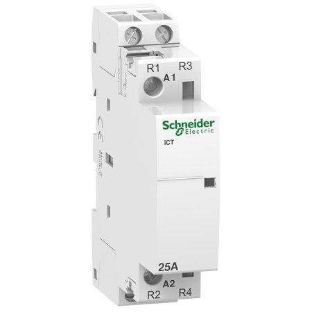 Installationsschütz iCT60-25-02-127 25A 2NC 60Hz 127 VAC