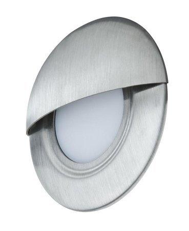 Kappe Rund mit Dach für Set Special Line LED Rostfreier Stahl