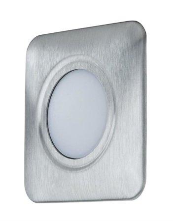 Kappe eckig für Set Special Line LED Rostfreier Stahl