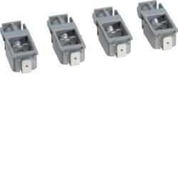 Klemmen für Baugröße x160 4polig Alu Hager HYA006H