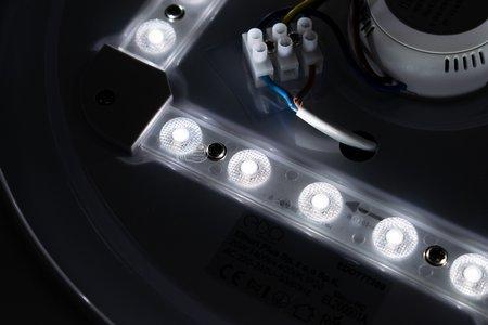LED- Deckeneluchte ANELL B 20W dimmbar 4000K 1400lm IP20 EDO777289 EDO
