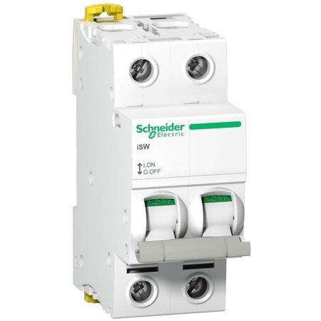 Lasttrennschalter - Isolierung iSW-100-2 100A 2-polig