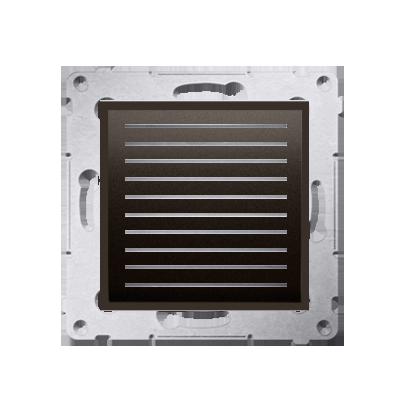 Lautprecher Unterputz (Modul) braun matt 2W Simon 54 Premium Kontakt Simon D05562.01/46