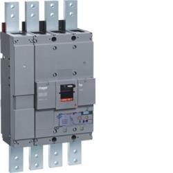 Leistungsschalter Baugröße h1600 4polig 70kA 1250A LSI Hager HEF981H