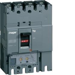 Leistungsschalter Baugröße h630 3polig 50kA 630A elektronischer Einstell. LSI Hager HND630H