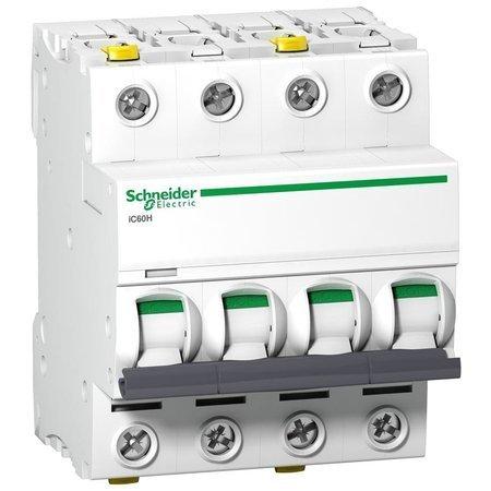 Leitungsschutzschalter iC60H-B10-4 B 10A 4-polig