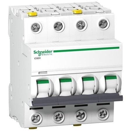 Leitungsschutzschalter iC60H-C6-4 C 6A 4-polig