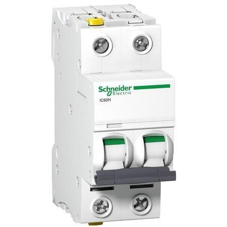 Leitungsschutzschalter iC60H-D40-2 D 40A 2- P+E
