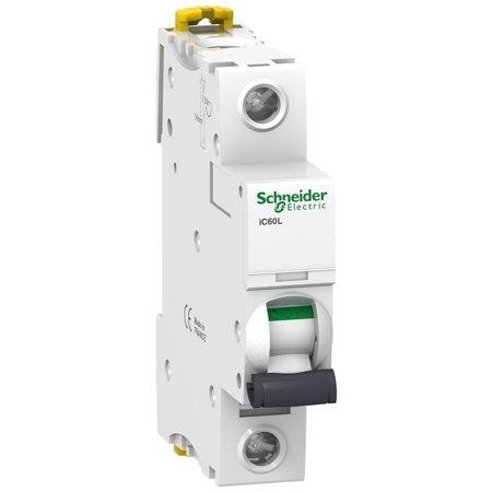 Leitungsschutzschalter iC60L-C40-1 C 40A 1-polig