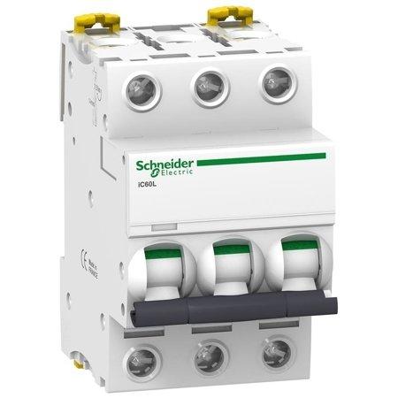Leitungsschutzschalter iC60L-K16-3 C 16A 3-polig