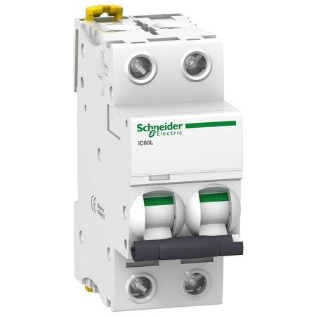 Leitungsschutzschalter iC60L-K50-2 C 50A 2- P+E