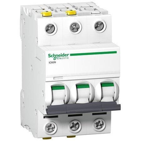 Leitungsschutzschalter iC60N-C0,5-3 C 0,5A 3-polig