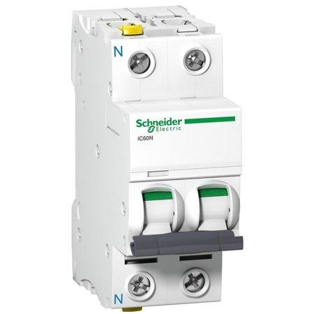 Leitungsschutzschalter iC60N-C20-1N C 20A 1N-polig