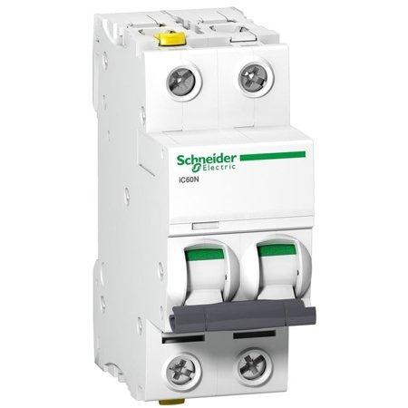 Leitungsschutzschalter iC60N-D20-2 D 20A 2- P+E