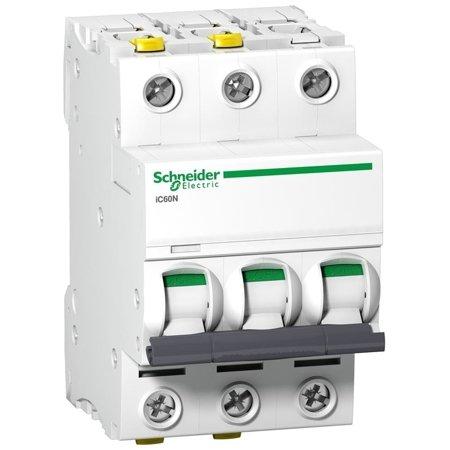 Leitungsschutzschalter iC60N-D4-3 D 4A 3-polig
