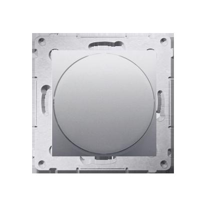 Lichtsignal weiß LED (Modul) Gehäuse silber matt Simon 54 Premium Kontakt Simon DSS1.01/43