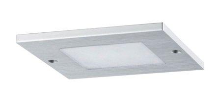 Möbelaufbauleuchten LED Leaf quadratisch 3x4,7W 2700K 310lm