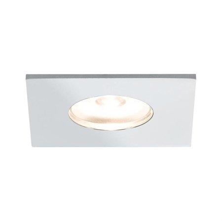 Möbeleinbauleuchten-Set Mini LED 5x1W Chrom