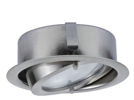 Möbeln Beleuchtung schwenkbar G4 Eisen gebürstet