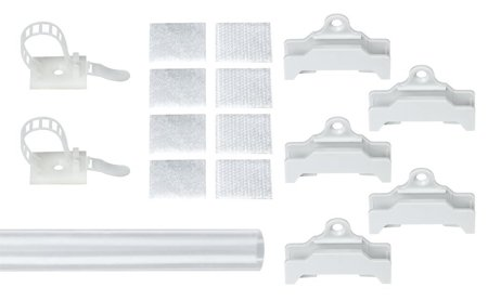 Montage Pack 12 Stück Kunststoff YourLED